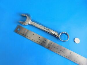 Used Snap On Tools 1 Inch Short Combo Wrench Part oex320b