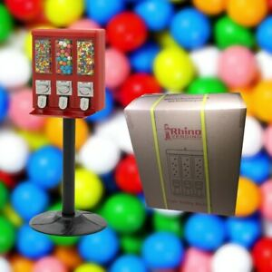 Triple Shop Candy Vending Machine