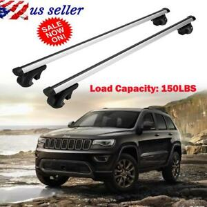 Roof Basket Mount Carreir Rack Cross Bars For Jeep Cherokee 2014 2015 2016 2017