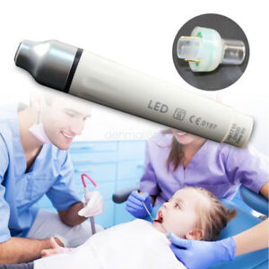 Best Led Light Dental Piezo Ultrasonic Scaler Handpiece For Ems Woodpecker Tips