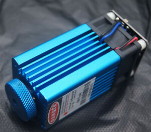 Pwm ttl 450nm 7w Focusable Blue Laser Module Carving engraning Gift Goggles