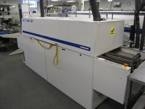 Heller 1700sx Reflow Oven Dom 2001 Windows Xp Upgrade 208 Or 240v 3ph 63a