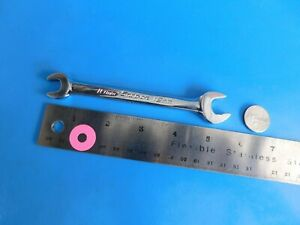 Used Snap On Tools 10 X 12 Mm Open End Wrench Part Vom1012