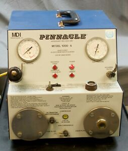 Pinnacle Model 1000 A Refrigerant Recovery Unit fa2