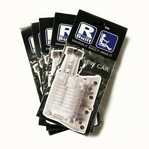 Supercharger Nitrous Bottle Jdm Leaf Itbs Turbo Boost Car Air Freshener 5 Pack