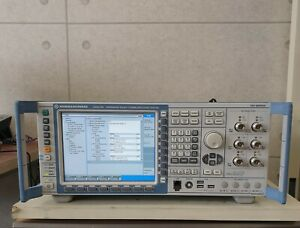 Used R s Cmw500 With Data Appl Unit Wideband Radio Communication Tester
