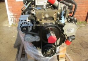 Perkins 1204t Diesel Engine 147hp All Complete And Run Tested