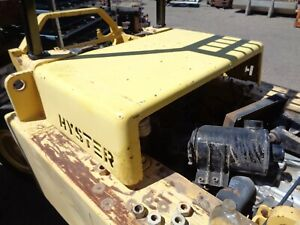 Hyster H110 The Engine Cover only Hood