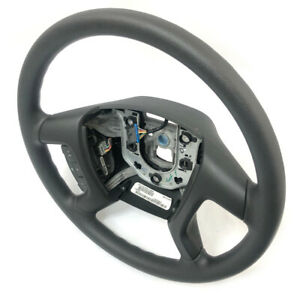 New Gm Oem Steering Wheel 2015 2019 Gmc Savana Chevy Express 2500 350 25849485