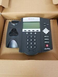 Polycom Soundpoint ip450 Poe 2200 12450 025 New Open Box Poe Only no Ac P s