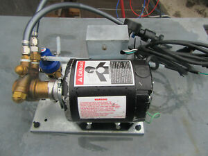 A20 Cornelius Carbonator Pump W Timed Carbonator Cycle Procon Free Shipping