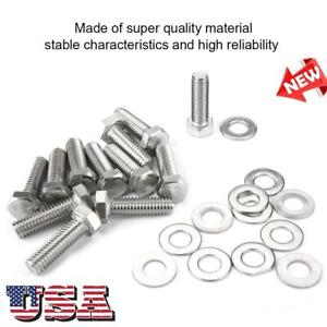 Engine Repair Tool Hex Bolt Kit For Chevy 283 265 302 305 307 327 350 400 Engine