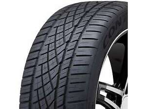 2 New 245 40r18 Continental Extremecontact Dws06 Load Range Xl Tires 245 40 18 2