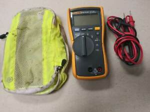 Fluke 110 Plus True Rms Digital Meter