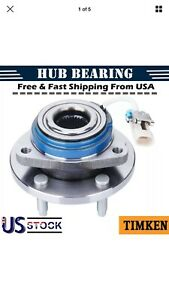 Timken Front Wheel Hub Bearing Assembly For Chevy Olds Pontiac Buick 513121