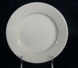 Restaurant Supplies 12 White China Plates 7 25 Diameter