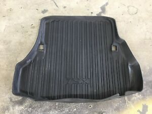 2004 2005 2006 2007 2008 Acura Tsx Rear Trunk Rubber Floor Mat Cargo Mat Oem