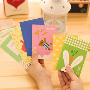 10 30 Pack Assorted Steno Memo Small Pocket Journal mini Diary notepads notebook