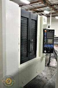 Makino S56 5 axis Cnc Vertical Machining Center New 2003