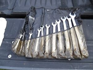 Blackhawk Wrench Set Not Complete A Few Wrenches Are Missing