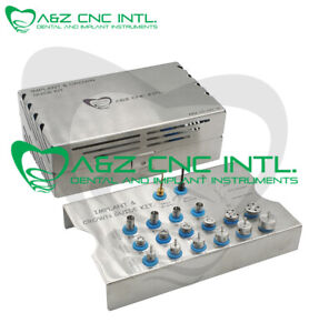 Dental Implant Crown Guide Kit Implant Drills Guide Kit