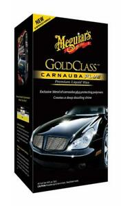 Meguiar S G7016 Gold Class Carnauba Plus Premium Liquid Wax 16 Fluid Ounces