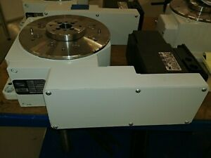 Weiss Tc 220t Rotary Index Table W Motor 8 Position