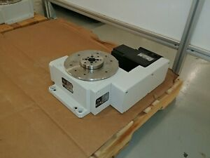 Weiss Tc 220t Rotary Index Table W Motor 2 Position