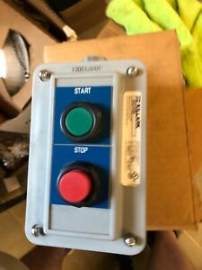 Killark D2cg2b4 Start stop Push Button Switch