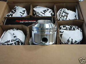 Aston Martin Db4 Db5 Db6 Dbs Forged Pistons Set 4 2 L