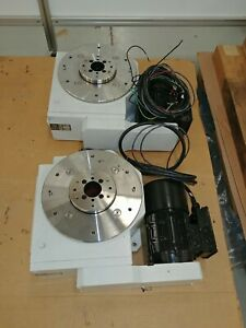 Weiss Tc 320t Rotary Index Table W Motor 4 Position