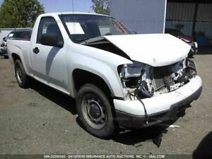 Passenger Front Seat Bucket And Bench Split Seat Fits 06 12 Canyon 1798824