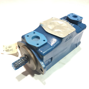 Volvo 4881043 Remanufacuted Hydraulic Vane Pump Wheel Loader L160 4600b