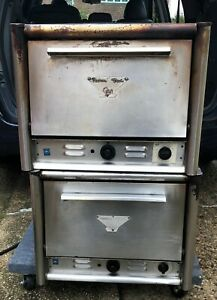 Bakers Pride Commercial 115v Electric Countertop Pizza Oven Model M02t