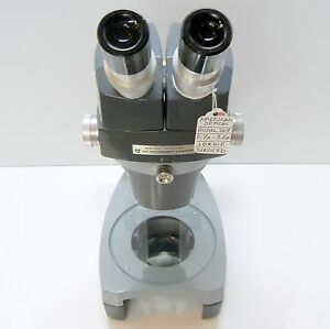 American Optical 569 Stereo Zoom Microscope Desk Stand 10xwf Eyes 30x Mag 354