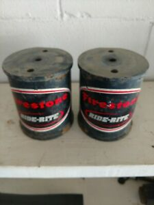 Firestone Ride Rite Air Bag Spacers 2373 5 Inch Axle Mount