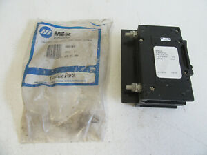 Miller 006966 Welder 77 Amp 600 Vac Dpst Toggle Power Switch Syncrowave 300