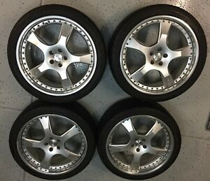 Oz Racing Giotto Iii 22 X 10 5x114 3 Et 40 Italian Wheels No Tires
