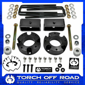 3 Front 3 Rear Lift Kit For 2007 2019 Toyota Tundra 4x4 2wd Diff Drop Trd Sr5