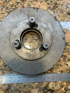 8 D1 4 Back Plate For Lathe Chuck L453