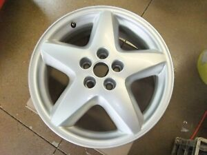 Chevrolet Cavalier Silver Painted 16 Inch Used Oem Wheel 1995 1999