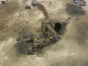 Jeep Cj5 72 76 Dana 20 Transfer Case Good Shape T14 T15