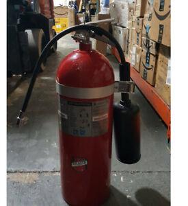 Buckeye 466 20 Cd Fire Extinguisher 10b c Carbon Dioxide 20 Lb 20 h