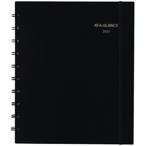At a glance 2020 Weekly Monthly Planner Appointment Book Move a page Large