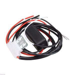 12v Led Daytime Running Light Automatic On Off Control Module Switch Relay Drl