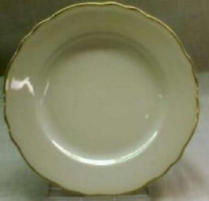 Restaurant Equipment 24k Gold Rim Salad Plate 11 Pc