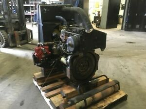 1994 Perkins 3 1524 Diesel Engine All Complete And Run Tested