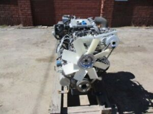 Cat 2 2t Perkins 404t Diesel Engine All Complete And Run Tested