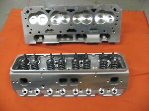 Lpc 350 383 Etc Small Block Chevy Heads Aluminum Lph 200 S Bolt On