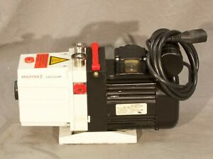 Pfeiffer Duo 2 5 Vacuum Pump r26